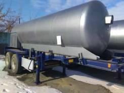 Тонар. Полуприцеп-цистерна для жидкого азота и аргона емкостью 8 куб. Под заказ