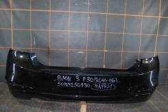 Бампер задний - BMW 3 F30 (2011-16гг)