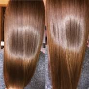 Кератиновое выпрямление. Ботокс волос. Биксипластия.