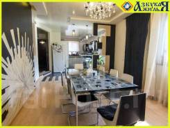 Продам 2-х этажный коттедж в р-не Кедр. Кленовая, р-н Кедра, площадь дома 262,0кв.м., скважина, электричество 30 кВт, отопление электрическое, от аг...