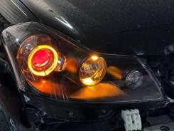Тюнингованные Фары на Nissan Fuga 50 - Infiniti M35 M45
