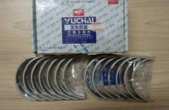 Вкладыши коренные двигателя Yuchai YC6MK300N-50 (MM70A) (ОРИГИНАЛ), компл Запасные части для двигателей Yuchai (газовых)