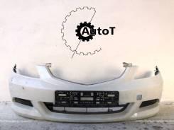 Бампер передний Honda Fit Aria (2005 - 2009) оригинал