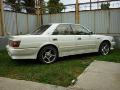 Обвес кузова аэродинамический. Toyota Crown, GS130, GS130G, GS130W, JZS130G, LS130, LS130G, LS130W, MS130, YS130. Под заказ