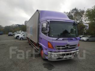 Hino Ranger. Продам грузовик - термос (40кубов), 8 000куб. см., 5 000кг., 4x2