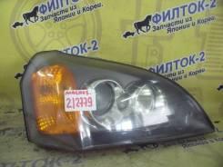 Фара CHEVROLET EVANDA V200 0301-001358