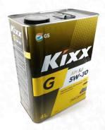 Kixx G-1. 5W-30, полусинтетическое, 4,00л.