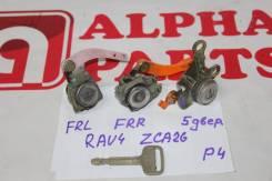 Личинка замка двери Toyota Rav4 ACA20W,ACA21W,ZCA25W,ZCA26W