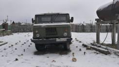 ГАЗ 66. Газ 66 самосвал., 5 000кг., 4x4