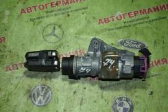Замок зажигания. Volkswagen: Passat, Transporter, Beetle, Multivan, Polo, Caravelle Audi: A6 allroad quattro, S6, A4, A6, A2, RS4, S4 AKN, ALT, ALZ, A...