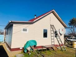 Продается дом на одного хозяина в р-не Левый берег. Шмаковская, р-н Левый берег, площадь дома 35,0кв.м., скважина, электричество 16 кВт, отопление т...