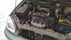 Двигатель в сборе. Chevrolet Lanos, T100 ЗАЗ Сенс, T100, T150