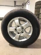 Продам комплект шипованных колёс 285/60/18 Tundra