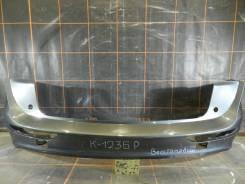 Бампер задний S-Line - Audi Q5 (2008-17гг)