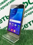 Samsung Galaxy J1 2016. Б/у, 8 Гб, Золотой, 4G LTE, Dual-SIM