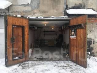 Гаражи капитальные. улица Пионерская 90, р-н Центральный округ, 53,2кв.м., электричество, подвал.