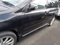 Дверь передняя левая черная Toyota Corolla Fielder ZZE122 Пробег 44000