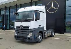 Mercedes-Benz Actros 2042 LS. Седельный тягач Mercedes-Benz Actros 1842LS, 12 800куб. см., 10 996кг., 4x2
