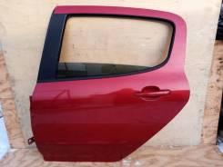 Дверь Peugeot 308 T7 задняя левая