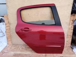 Дверь Peugeot 308 T7 задняя правая