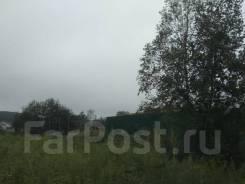 Земельный участок 10 сот в Артёме ост. Бабушкино. 1 043кв.м., аренда. Фото участка