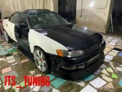 Авторские передние крылья JTS Tuning +45мм на Toyota Mark2 jzx90