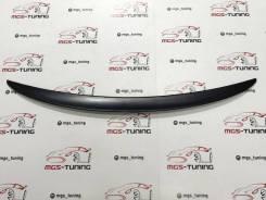 Спойлер черный мат M-Performance BMW 5-Series