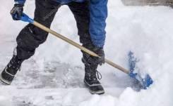 Чистка от снега быстро, качественно