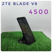 ZTE Blade V8. Б/у, 64 Гб, Черный, 3G, 4G LTE, Dual-SIM