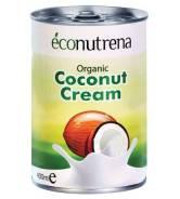Сливки кокосовые.