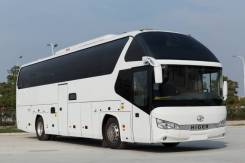 Higer KLQ6122B. Туристический автобус Higer KLQ 6122 (51+1+1 мест, спалка), 51 место, В кредит, лизинг