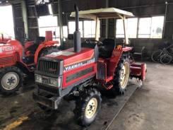 Yanmar. Японский мини-трактор FX18d, 18 л.с., В рассрочку