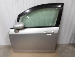 Дверь передняя левая Honda Fit GD
