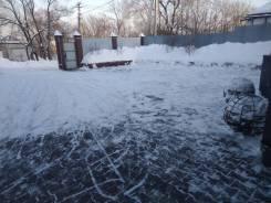 Уборка снега вручную Сах посёлок