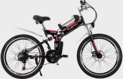 Электровелосипед Plenty, 26 колеса, 48V/10Ah/350W, до 50км. Под заказ