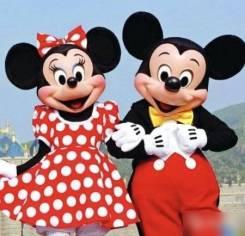 Микки и Минни Маус на ваш праздник