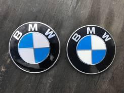 Эмблема багажника. BMW X5, E53