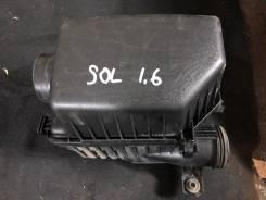 Корпус воздушного фильтра на Hyundai Solaris
