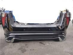 Задний бампер Prius 50