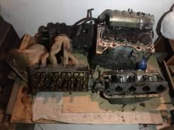 Двигатель К20А на разбор