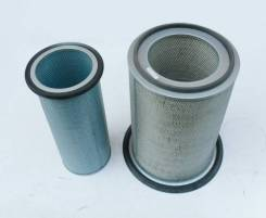 Фильтр воздушный комплект KOMATSU 6128817321 для моделей KOMATSU: D355A, D355A-1, D375A, D445A, D475 Caterpillar