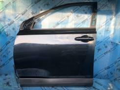 Дверь передняя левая в сборе, черная Toyota Rav 4