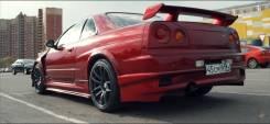 Задний Бампер Autospec, Nissan Skyline R34