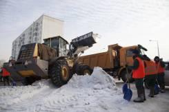 Уборка снега, вывоз, 24часа, без выходных, любая форма оплаты!