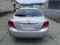 Задняя часть автомобиля на Toyota Allion 260/261/265