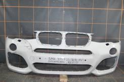 Бампер передний (M-Perfomance) - BMW X3 F25