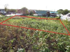 Продам земельный участок. 1 100кв.м., собственность, электричество, вода