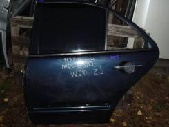 Дверь Мерседес Е320 W210 задняя левая