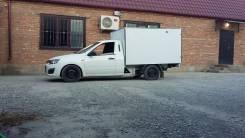 ВИС. 234900-60-210 Промтоварный фургон 3,5 м3, 1 596куб. см., 720кг., 4x2
