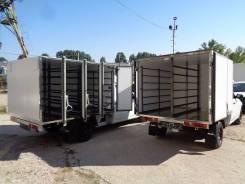 ВИС 2349. 234900-60-434 Изотермический хлебный фургон 30 мм. (40 или 48 лотков), 1 596куб. см., 720кг., 4x2